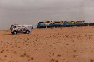 Nejdelší vlaková souprava světa - 2,5 až 4 km