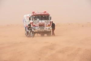 Náročná cesta pouští z Nouadhibou do Ataru