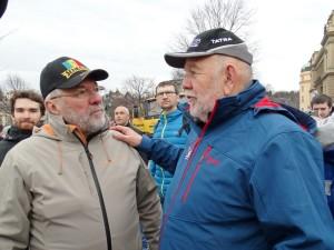 30. 1. 2016, s Jiřím Moskalem